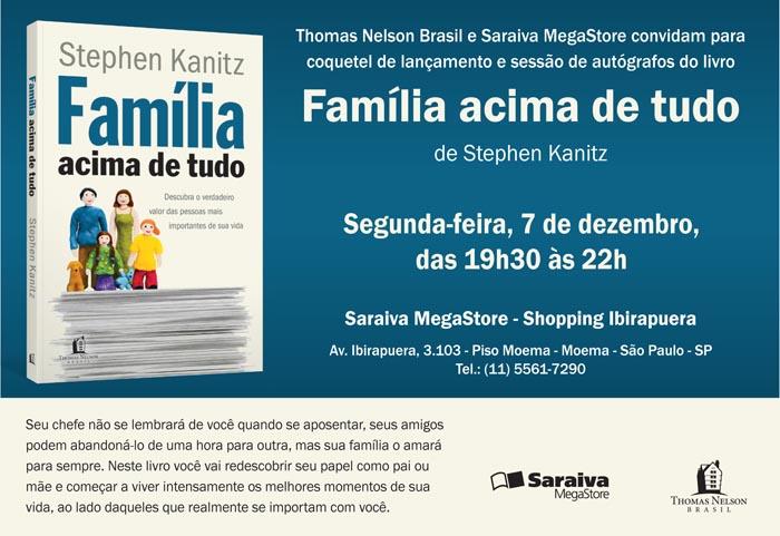Convite Familia